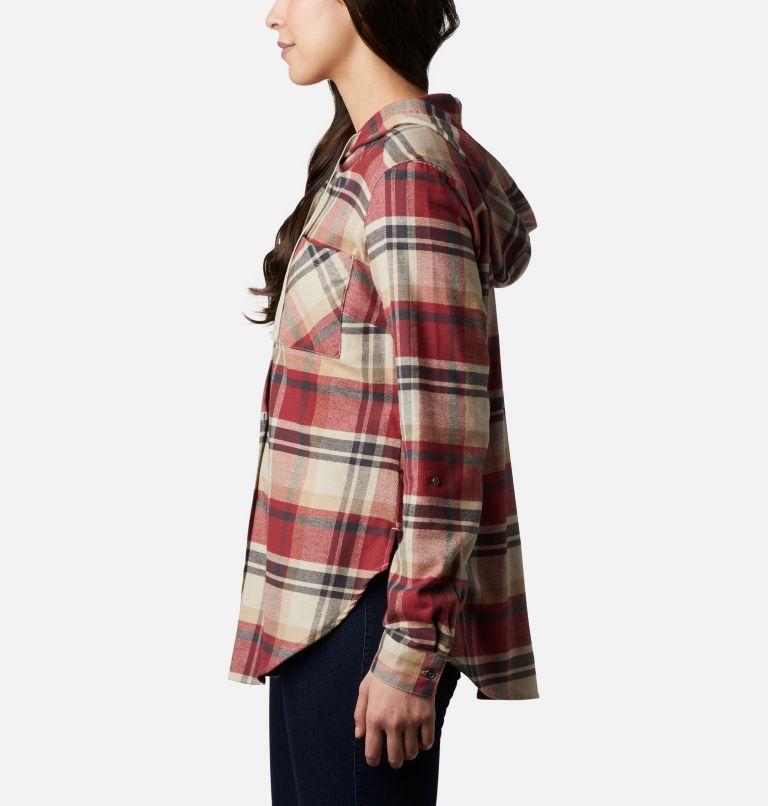 Chemise manches longues extensible à capuchon Anytime™ Stretch pour femme Chemise manches longues extensible à capuchon Anytime™ Stretch pour femme, a1