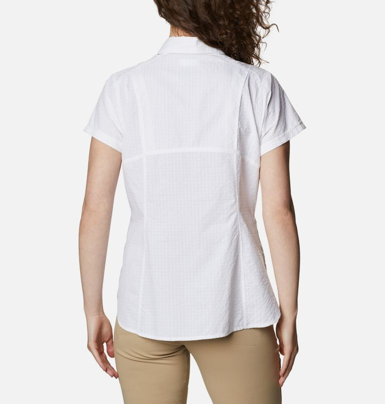 Women's Silver Ridge™ Novelty Short Sleeve Shirt Women's Silver Ridge™ Novelty Short Sleeve Shirt, back
