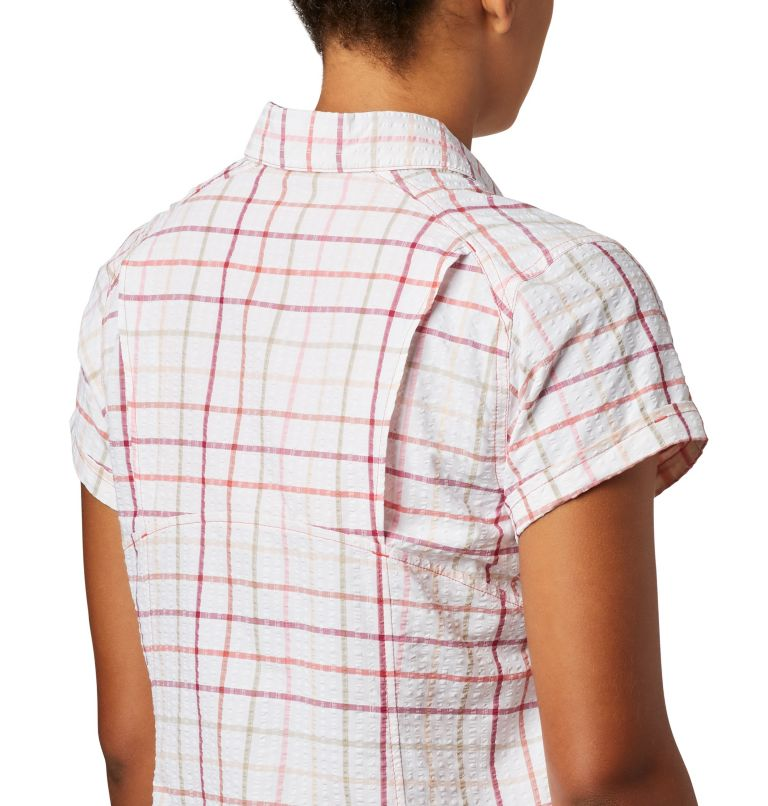 Women's Silver Ridge™ Novelty Short Sleeve Shirt Women's Silver Ridge™ Novelty Short Sleeve Shirt, a3