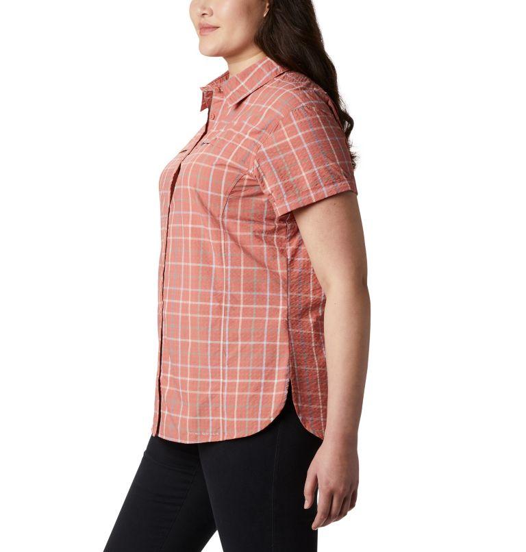 Chemise originale à manches courtes Silver Ridge™ pour femme – Grandes tailles Chemise originale à manches courtes Silver Ridge™ pour femme – Grandes tailles, a1