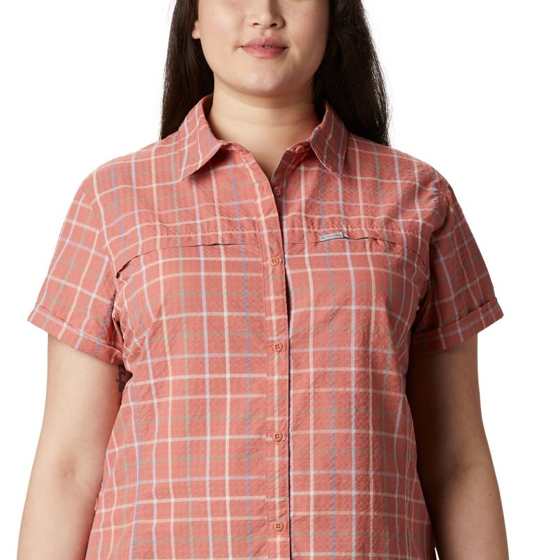 Chemise originale à manches courtes Silver Ridge™ pour femme – Grandes tailles Chemise originale à manches courtes Silver Ridge™ pour femme – Grandes tailles, a2