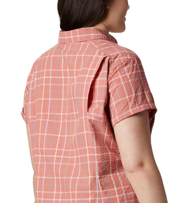 Women's Silver Ridge™ Novelty Short Sleeve Shirt - Plus Women's Silver Ridge™ Novelty Short Sleeve Shirt - Plus, a3