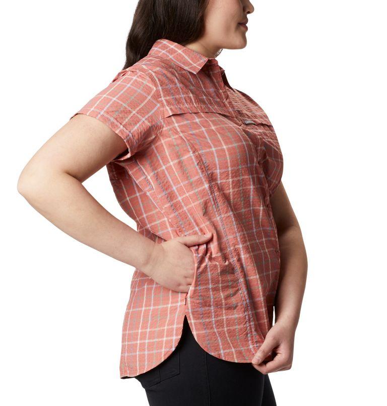 Women's Silver Ridge™ Novelty Short Sleeve Shirt - Plus Women's Silver Ridge™ Novelty Short Sleeve Shirt - Plus, a4