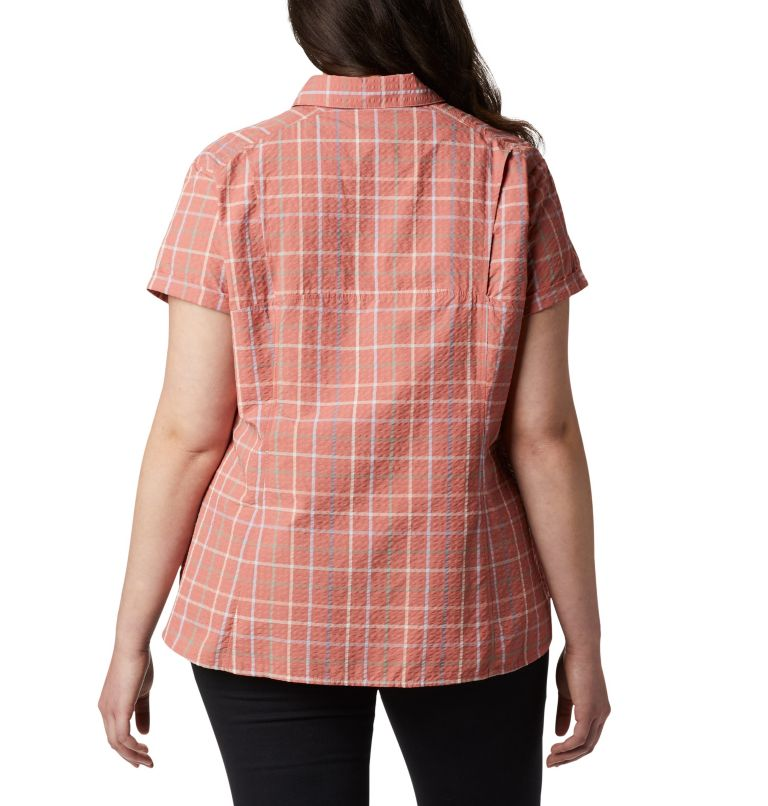 Chemise originale à manches courtes Silver Ridge™ pour femme – Grandes tailles Chemise originale à manches courtes Silver Ridge™ pour femme – Grandes tailles, back
