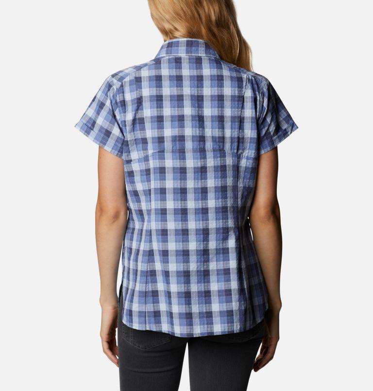 Women's Silver Ridge™ Novelty Short Sleeve Shirt Women's Silver Ridge™ Novelty Short Sleeve Shirt, back