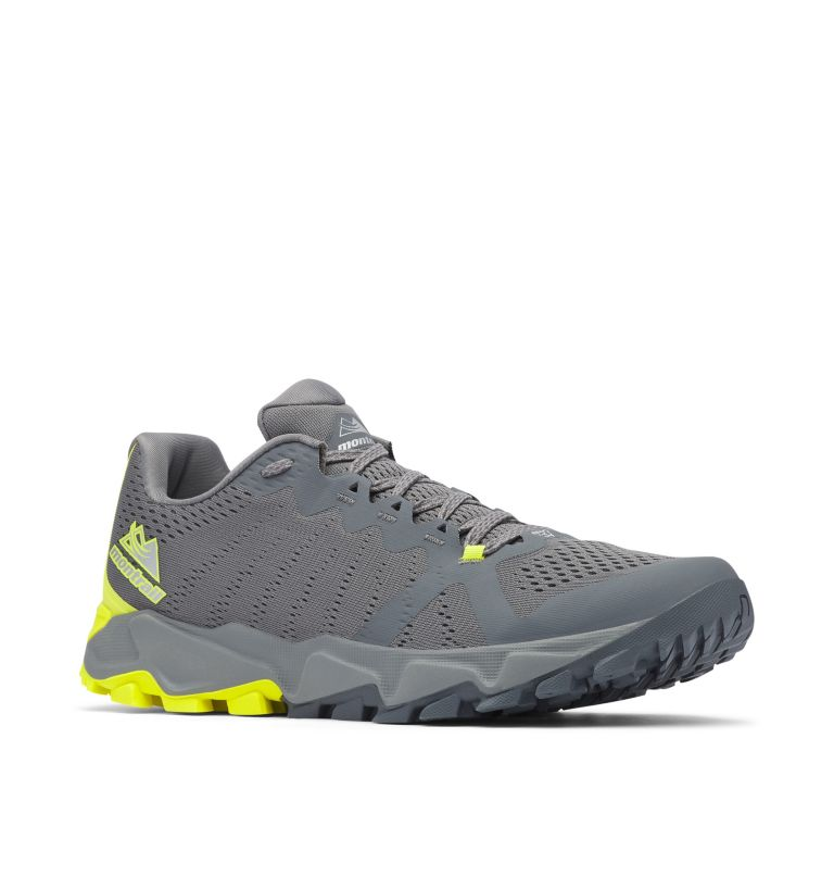 TRANS ALPS™ F.K.T. III | 033 | 8.5 Men's Trans Alps™ F.K.T.™ III Shoe, Ti Grey Steel, Zour, 3/4 front