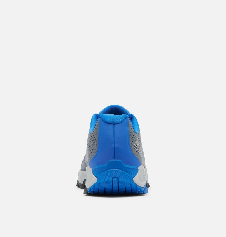 TRANS ALPS™ F.K.T. III | 053 | 10.5 Men's Trans Alps™ F.K.T.™ III Trail Running Shoe, Graphite, Cobalt Blue, back