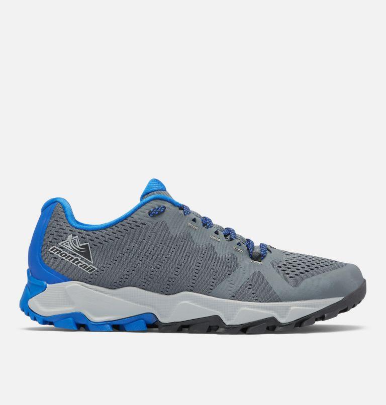 TRANS ALPS™ F.K.T. III | 053 | 10.5 Men's Trans Alps™ F.K.T.™ III Trail Running Shoe, Graphite, Cobalt Blue, front