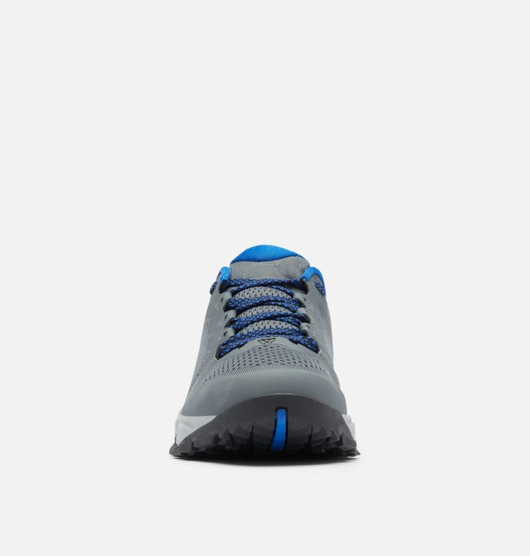 TRANS ALPS™ F.K.T. III | 053 | 10.5 Men's Trans Alps™ F.K.T.™ III Trail Running Shoe, Graphite, Cobalt Blue, toe