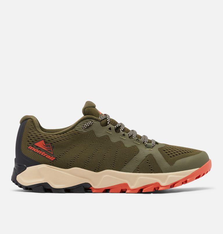 TRANS ALPS™ F.K.T. III   383   7 Men's Trans Alps™ F.K.T.™ III Trail Running Shoe, Nori, Autumn Orange, front