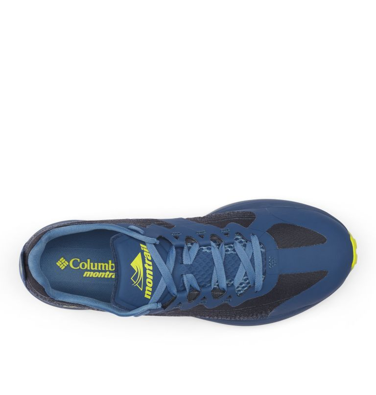 COLUMBIA MONTRAIL F.K.T.™ LITE | 433 | 7.5 Men's F.K.T.™ Lite Trail Running Shoe, Whale, Zour, top
