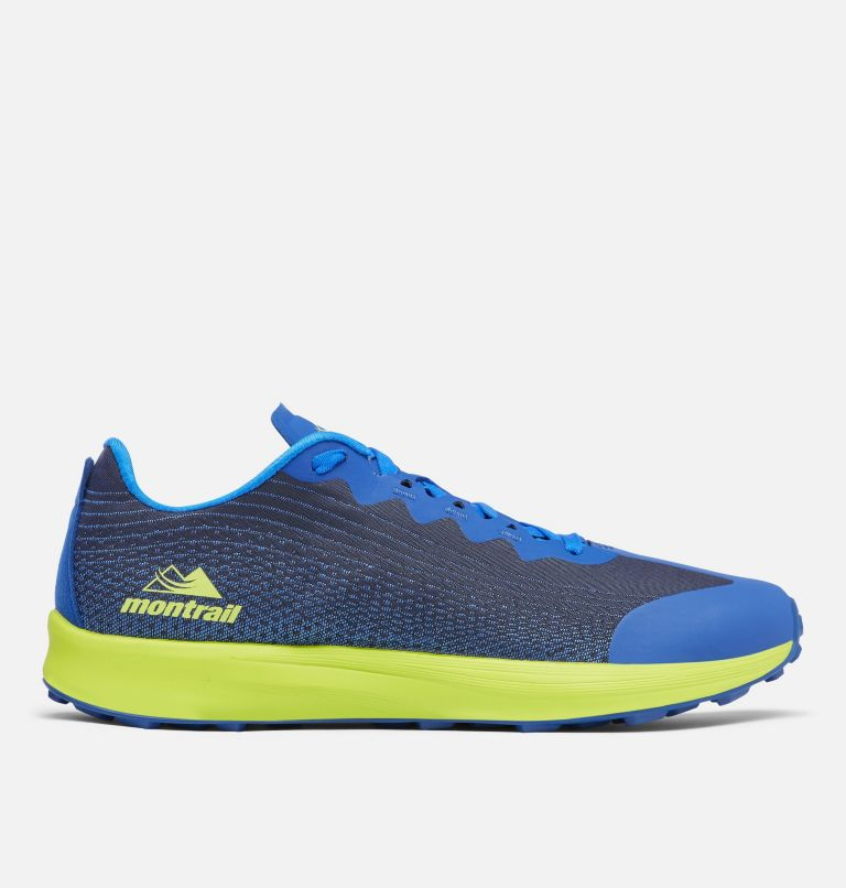 COLUMBIA MONTRAIL F.K.T.™ LITE | 465 | 13 Men's F.K.T.™ Lite Shoe, Aviation, Acid Green, front