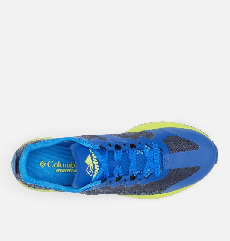 COLUMBIA MONTRAIL F.K.T.™ LITE | 465 | 12 Men's F.K.T.™ Lite Trail Running Shoe, Aviation, Acid Green, top
