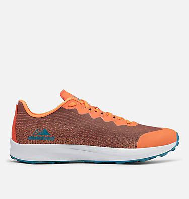 Men's F.K.T.™ Lite Trail Running Shoe COLUMBIA MONTRAIL F.K.T.™ LITE | 010 | 10, Autumn Orange, Deep Wave, front