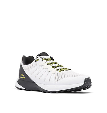 Men's F.K.T.™ Trail Running Shoe COLUMBIA MONTRAIL F.K.T.™ | 444 | 7, White, Black, 3/4 front