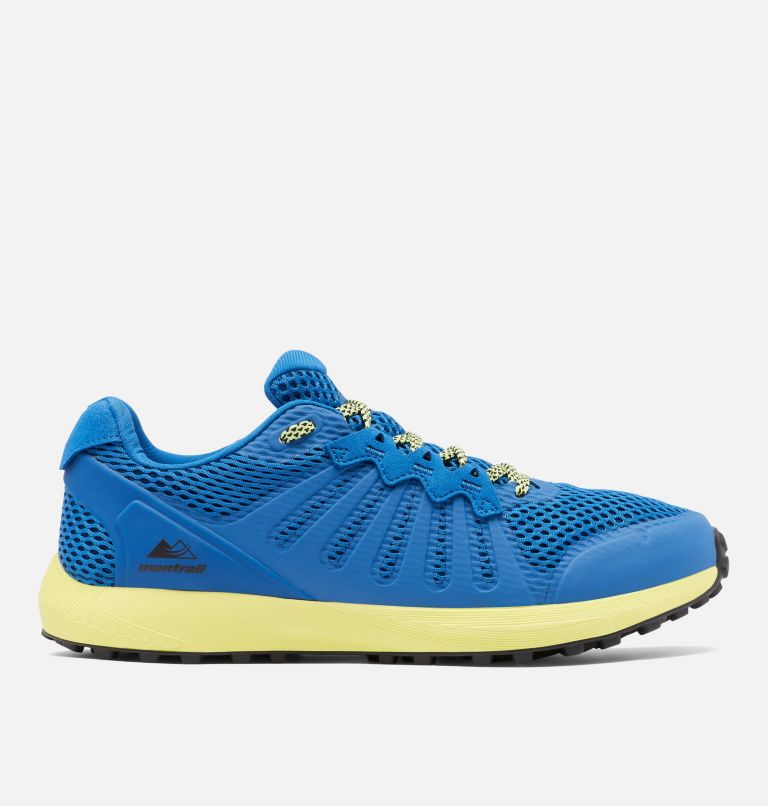 COLUMBIA MONTRAIL F.K.T.™ | 432 | 8 Men's Columbia Montrail F.K.T.™ Trail Running Shoe, Bright Indigo, Neon Light, front