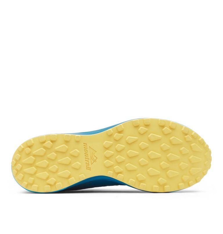 COLUMBIA MONTRAIL F.K.T.™   435   8 Men's Columbia Montrail F.K.T.™ Trail Running Shoe, Dark Turquoise, Golden Nugget