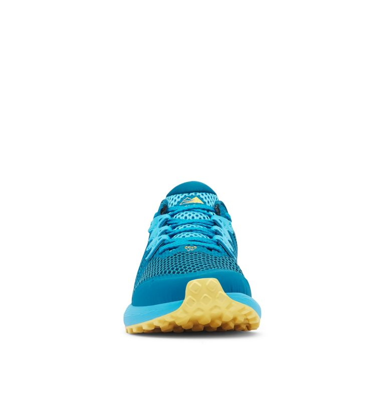 COLUMBIA MONTRAIL F.K.T.™   435   8 Men's Columbia Montrail F.K.T.™ Trail Running Shoe, Dark Turquoise, Golden Nugget, toe