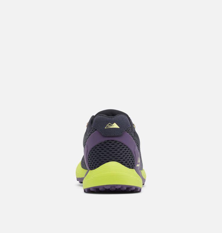 COLUMBIA MONTRAIL F.K.T.™ | 444 | 8 Men's Columbia Montrail F.K.T.™ Trail Running Shoe, Extreme Midnight, Acid Green, back