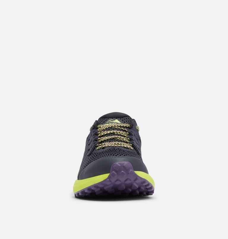 COLUMBIA MONTRAIL F.K.T.™ | 444 | 8 Men's Columbia Montrail F.K.T.™ Trail Running Shoe, Extreme Midnight, Acid Green, toe