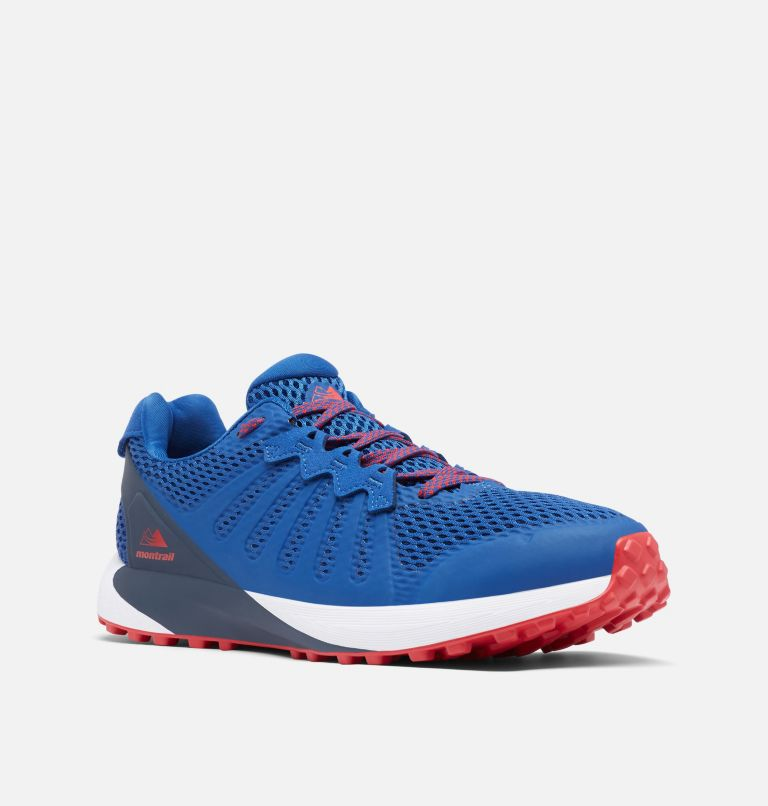 COLUMBIA MONTRAIL F.K.T.™ | 476 | 8 Chaussure F.K.T.™ pour homme, Royal, Red Lily, 3/4 front