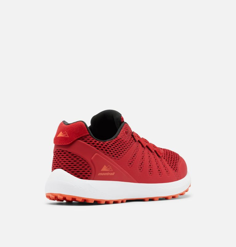 COLUMBIA MONTRAIL F.K.T.™ | 675 | 7.5 Men's F.K.T.™ Trail Running Shoe, Rocket, Tangy Orange, 3/4 back