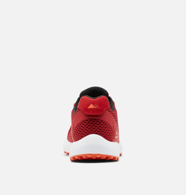 COLUMBIA MONTRAIL F.K.T.™ | 675 | 7.5 Men's F.K.T.™ Trail Running Shoe, Rocket, Tangy Orange, back