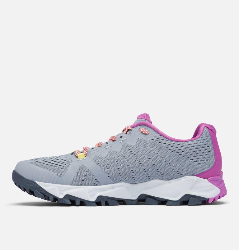 TRANS ALPS™ F.K.T. III | 021 | 6 Women's Trans Alps™ F.K.T.™ Shoe, Grey Ash, Berry Jam, medial