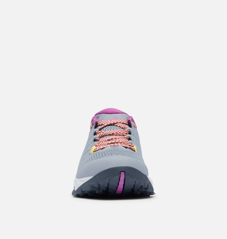 TRANS ALPS™ F.K.T. III | 021 | 5.5 Women's Trans Alps™ F.K.T.™ Shoe, Grey Ash, Berry Jam, toe