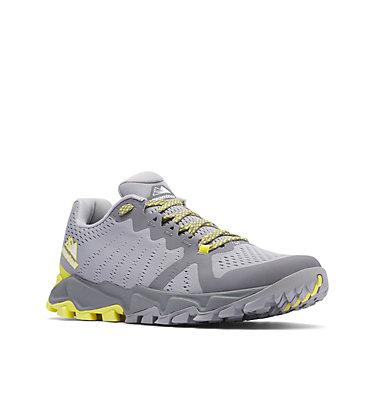 Women's Trans Alps™ F.K.T.™ III Trail Running Shoe TRANS ALPS™ F.K.T. III | 088 | 10, Steam, Acid Yellow, 3/4 front