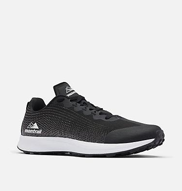 Women's F.K.T.™ Lite Trail Running Shoe COLUMBIA MONTRAIL F.K.T.™ LITE | 100 | 10.5, Black, White, 3/4 front