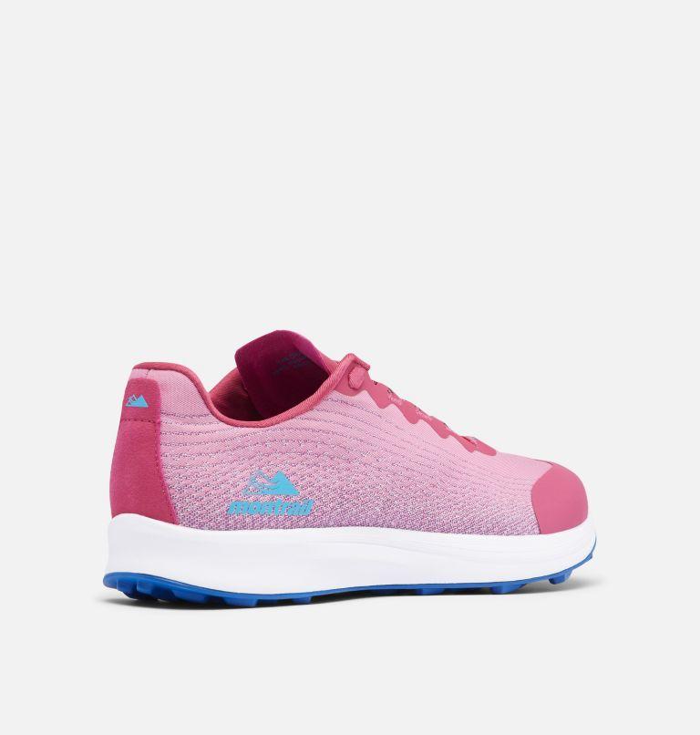 COLUMBIA MONTRAIL F.K.T.™ LITE | 642 | 6 Women's F.K.T.™ Lite Trail Running Shoe, Dark Fuchsia, Cobalt Blue, 3/4 back