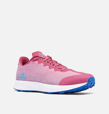 Women's F.K.T.™ Lite Trail Running Shoe COLUMBIA MONTRAIL F.K.T.™ LITE | 100 | 10.5, Dark Fuchsia, Cobalt Blue, 3/4 front