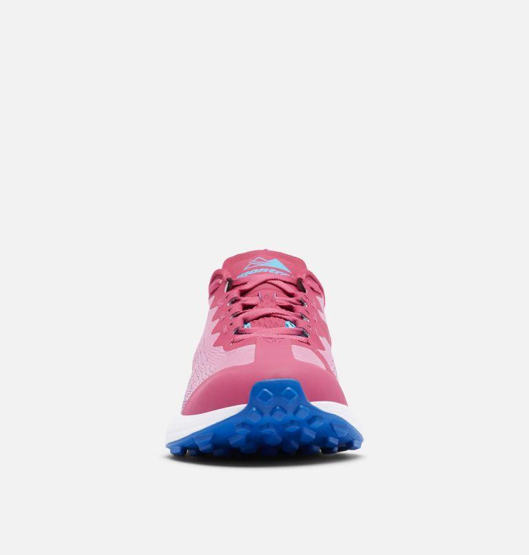 COLUMBIA MONTRAIL F.K.T.™ LITE | 642 | 9 Women's F.K.T.™ Lite Trail Running Shoe, Dark Fuchsia, Cobalt Blue, toe
