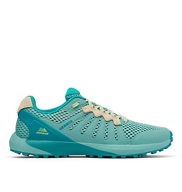 Women's F.K.T.™ Trail Running Shoe COLUMBIA MONTRAIL F.K.T.™ | 439 | 6, Copper Ore, Acid Yellow, front