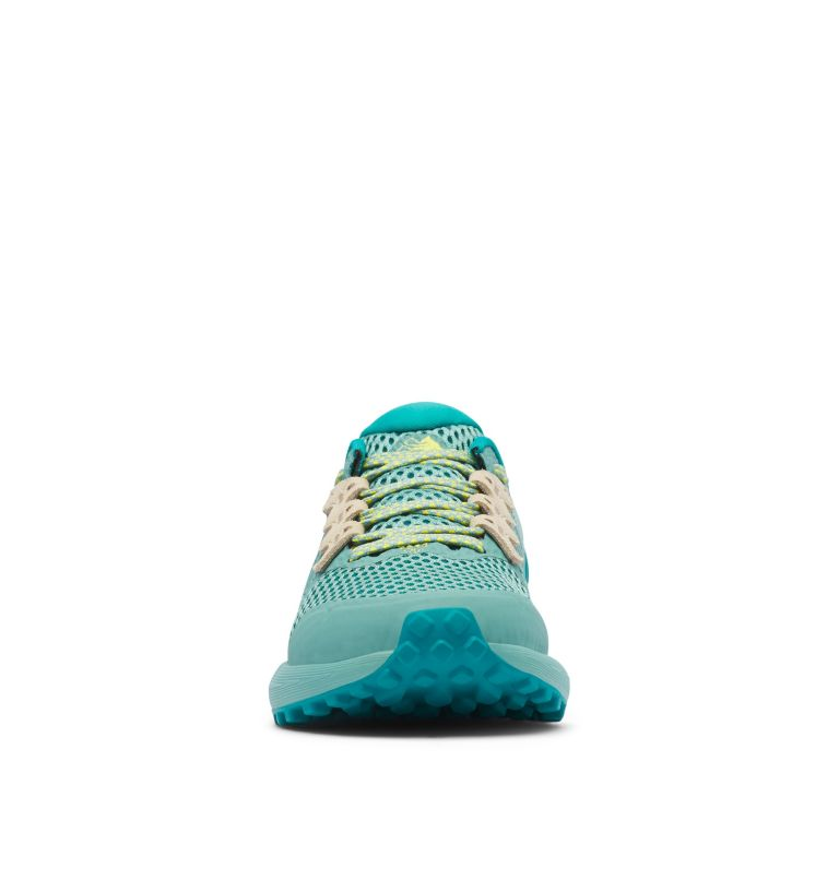 COLUMBIA MONTRAIL F.K.T.™ | 344 | 9 Zapato de carrera trail Columbia Montrail F.K.T.™ para mujer, Copper Ore, Acid Yellow, toe