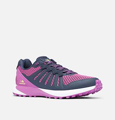 Chaussure F.K.T.™ pour femme COLUMBIA MONTRAIL F.K.T.™ | 439 | 5, Abyss, Berry Jam, 3/4 front
