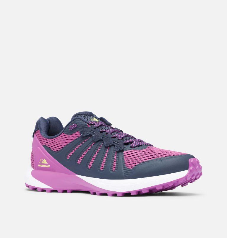 COLUMBIA MONTRAIL F.K.T.™ | 439 | 7.5 Zapato de carrera trail Columbia Montrail F.K.T.™ para mujer, Abyss, Berry Jam, 3/4 front