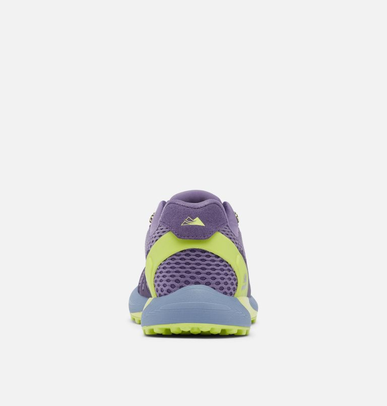 COLUMBIA MONTRAIL F.K.T.™ | 590 | 9.5 Zapato de carrera trail Columbia Montrail F.K.T.™ para mujer, Cyber Purple, Voltage, back