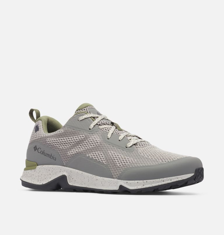 VITESSE™ OUTDRY™ | 008 | 7.5 Chaussure Vitesse™ OutDry™ pour homme, Stratus, Hiker Green, 3/4 front