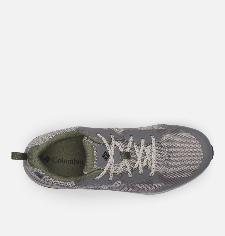VITESSE™ OUTDRY™ | 008 | 11.5 Men's Vitesse™ OutDry™ Hiking Shoe, Stratus, Hiker Green, top