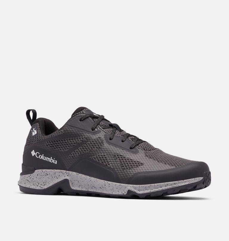 VITESSE™ OUTDRY™   010   10 Men's Vitesse™ OutDry™ Hiking Shoe, Black, White, 3/4 front