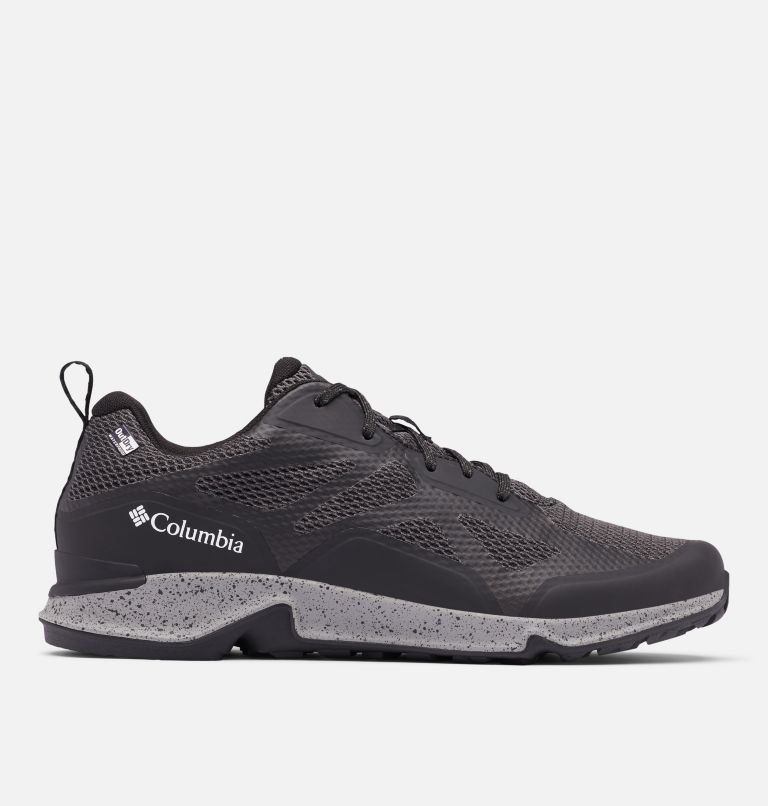 VITESSE™ OUTDRY™   010   10 Men's Vitesse™ OutDry™ Hiking Shoe, Black, White, front
