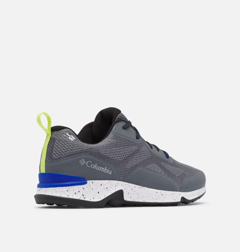 VITESSE™ OUTDRY™ | 053 | 9.5 Men's Vitesse™ OutDry™ Shoe, Graphite, Cobalt Blue, 3/4 back