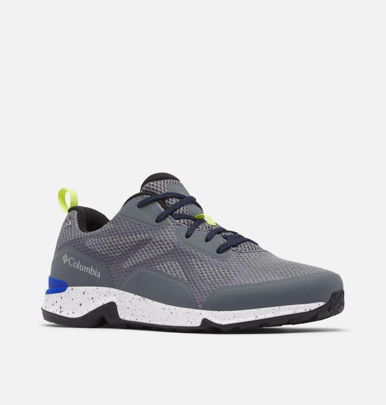 VITESSE™ OUTDRY™ | 053 | 9.5 Men's Vitesse™ OutDry™ Shoe, Graphite, Cobalt Blue, 3/4 front