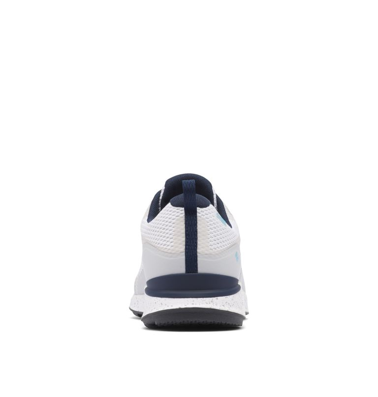 VITESSE™ OUTDRY™ | 100 | 11.5 Men's Vitesse™ OutDry™ Hiking Shoe, White, Blue Chill, back