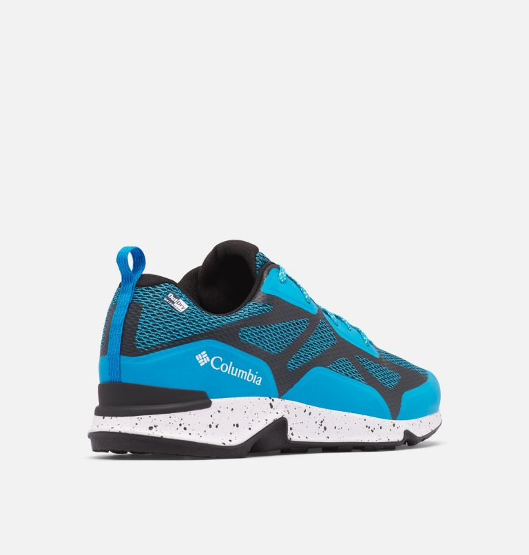 VITESSE™ OUTDRY™   491   8.5 Men's Vitesse™ OutDry™ Hiking Shoe, Compass Blue, Black, 3/4 back