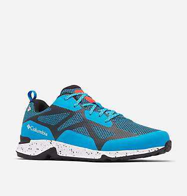 Men's Vitesse™ OutDry™ Hiking Shoe VITESSE™ OUTDRY™ | 053 | 7, Compass Blue, Black, 3/4 front