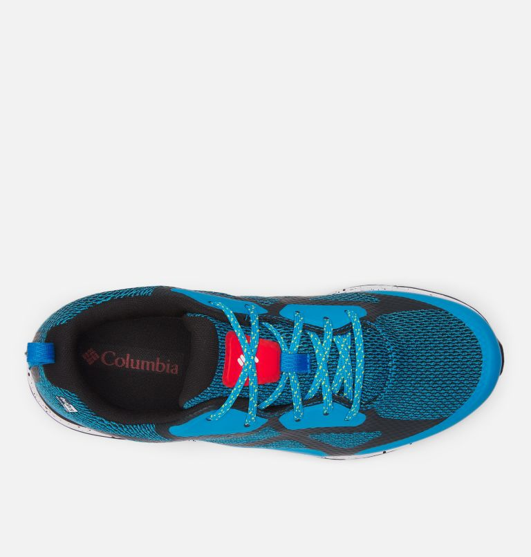 VITESSE™ OUTDRY™   491   8.5 Men's Vitesse™ OutDry™ Hiking Shoe, Compass Blue, Black, top