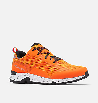 Men's Vitesse™ OutDry™ Hiking Shoe VITESSE™ OUTDRY™ | 053 | 7, Tangy Orange, Pure Silver, 3/4 front
